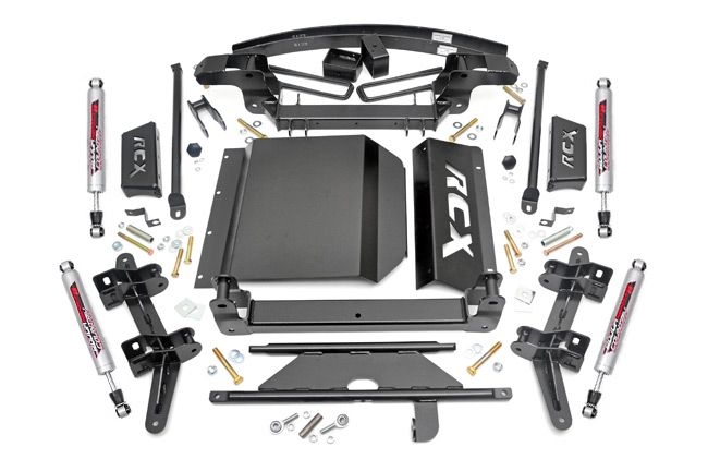 "Rough Country 6"" GM Suspension Lift Kit - Performance 2.2"