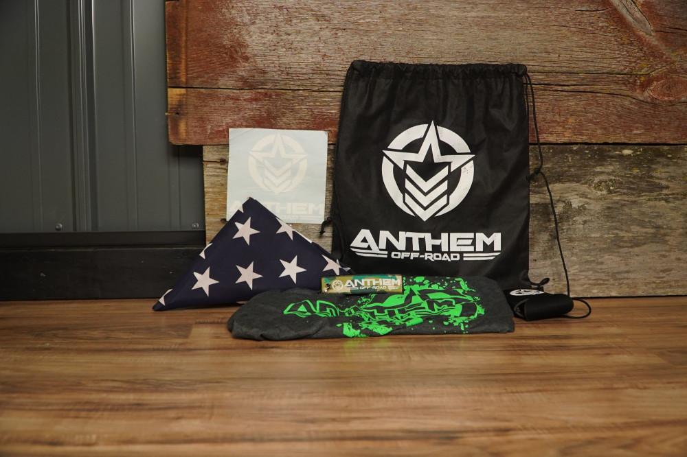 Anthem Patriot Pack