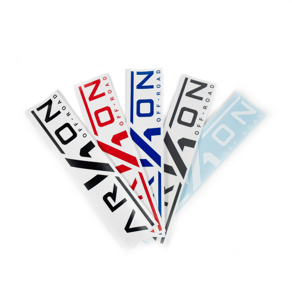 """24"""" Vinyl """"Stacked"""" Colored ARKON OFF-ROAD Decal"""