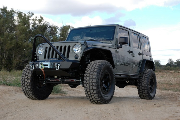 """Rough Country 6"""" Jeep X-Series Suspension Lift Kit (4 Door)"""