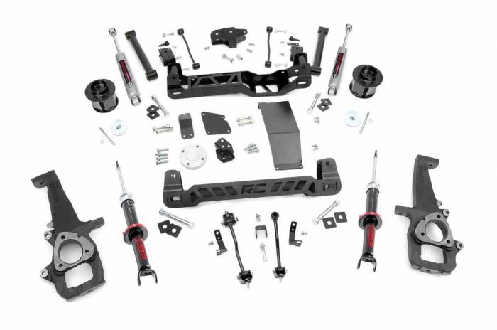 "Rough Country 6"" Dodge/Ram 1500 Suspension Lift Kit (2012-2017)"