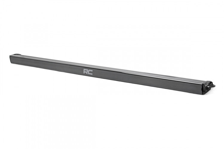 Rough Country 50-inch Straight Cree LED Light Bar - (Single Row   Black Series)
