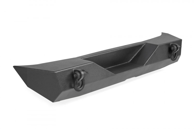 Rough Country Jeep Rock Crawler Rear HD Bumper (07-18 Wrangler JK)