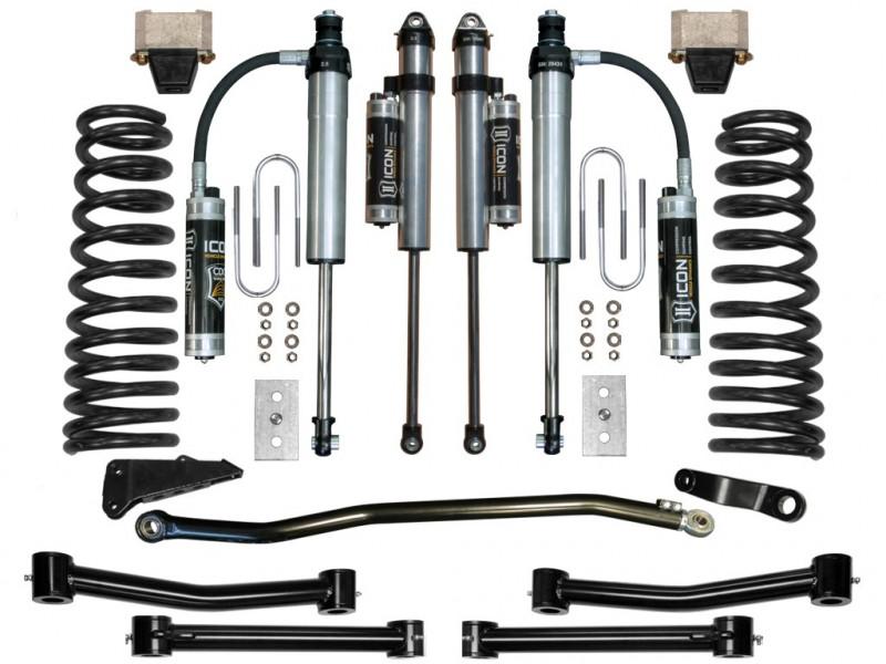 """2003-2008 Ram 2500 3500 4WD Diesel Front 4.5/"""" Lift Kit"""