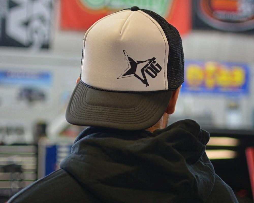 Offsets Garage Trucker Hat
