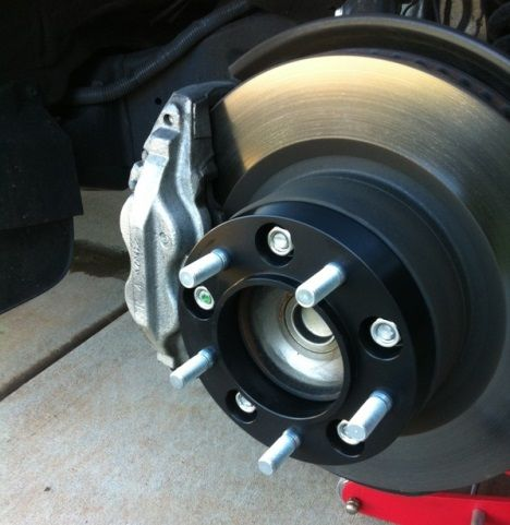 """3"""" BORA Spacers (set 4) 5 or 6 lug All makes and models"""