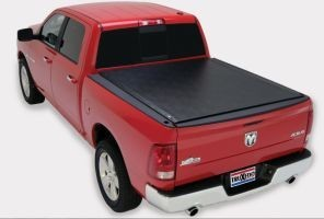 TruXedo Lo Pro QT Soft Roll-up Tonneau Cover for 09-17 Dodge Ram w/RamBox 5.7 Bed
