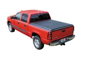 TruXedo Lo Pro QT Soft Roll-up Tonneau Cover (82-93 Chevy S-10/82-90 Chevy S-15/91-93 GMC Sonoma | 7' Bed)