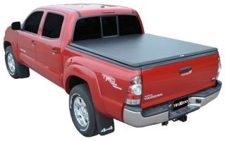 TruXedo Lo Pro QT Soft Roll-up Tonneau Cover for 05-15 Toyota Tacoma with 6.0 Bed