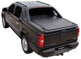 TruXedo Lo Pro QT Soft Roll-up Tonneau Cover for 02-13 GM Avalanche with 5.11 Bed