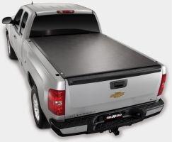 TruXedo Lo Pro QT Soft Roll-up Tonneau Cover (07-13 Chevy/GMC 1500/07-14 2500HD/3500HD | 6'6