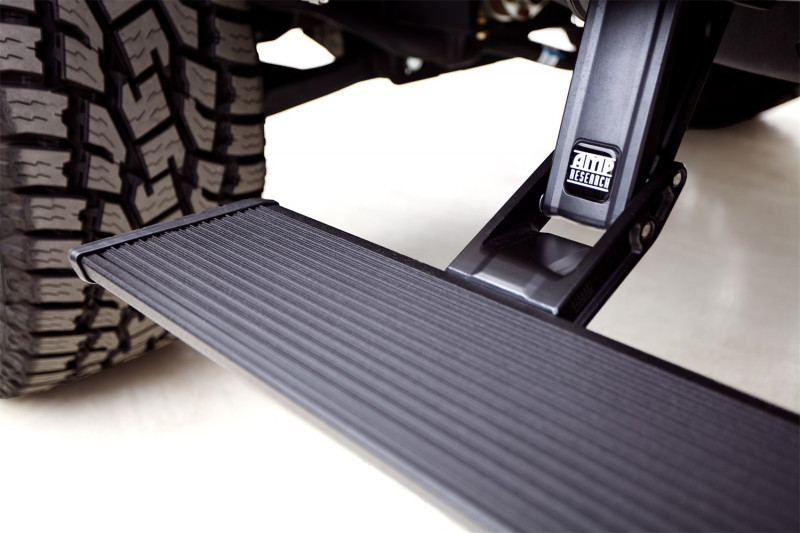 AMP Research PowerStep Xtreme Running Board | 14-18 Chevrolet & GMC 1500 | 15-19 Chevrolet & GMC 2500/3500 | Double/Crew Cab
