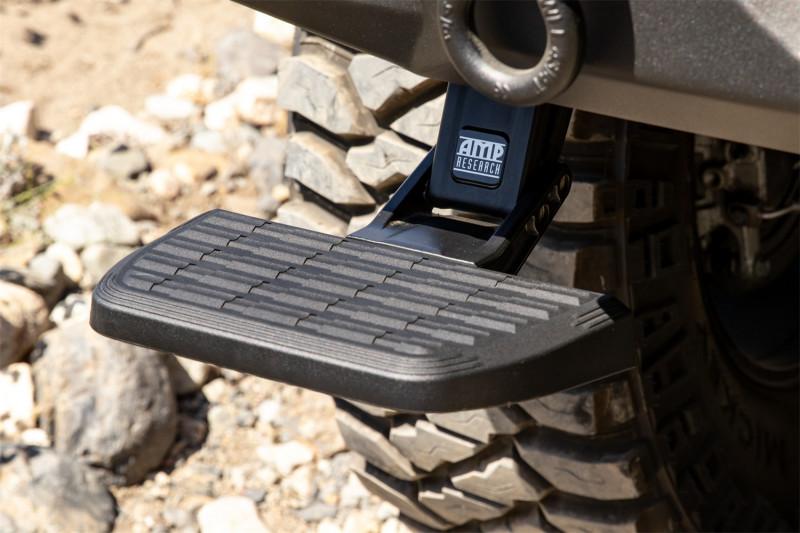 AMP Research BedStep | 2018 Jeep Wrangler JL