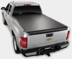 TruXedo Lo Pro QT Soft Roll-up Tonneau Cover for 2014 GM 2500/3500 (HD) with 8.0 Bed
