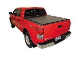 TruXedo Lo Pro QT Soft Roll-up Tonneau Cover for 01-06 Toyota Tundra with 8.0 Bed