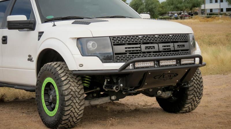 ADD Offroad ADD Lite Front Bumper W/ Top Hoop (10-14 F-150 Raptor)