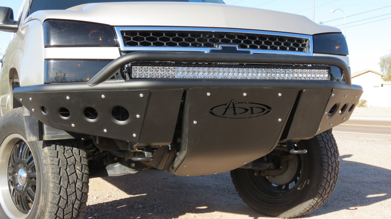 ADD Offroad Stealth Front Bumper (03-07 Chevy 1500)