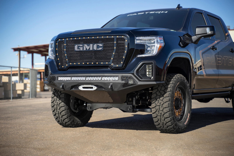 ADD Offroad Stealth Fighter Front Bumper W/ Winch Mount(19+ GMC 1500)