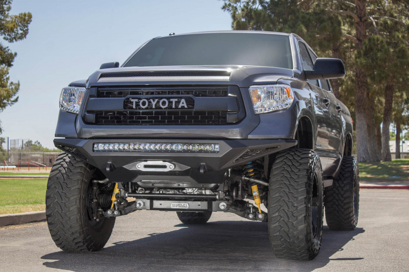 ADD Offroad Stealth Fighter Front Bumper W/ Winch Mount (14+ Tundra)