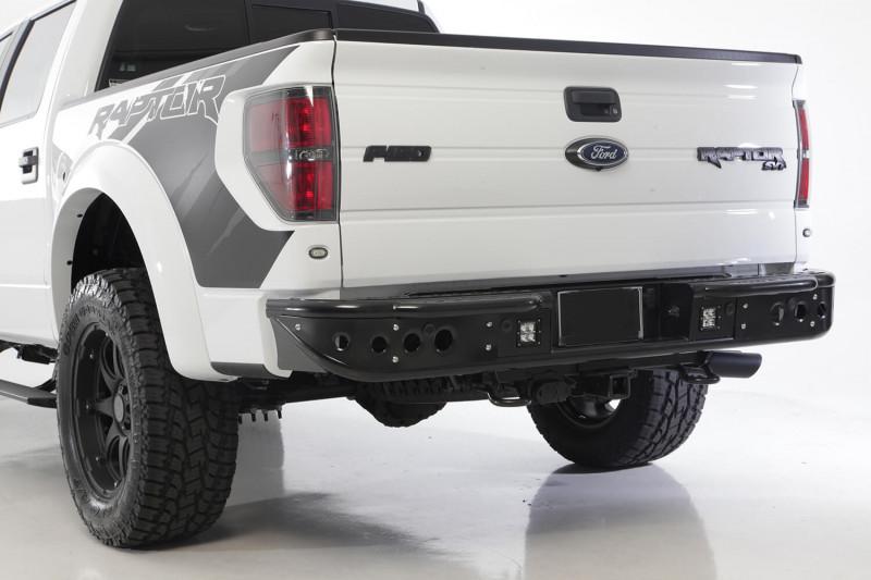 ADD Offroad Venom Rear Bumper W/ Sensor Cutouts (09-14 Ford F-150)