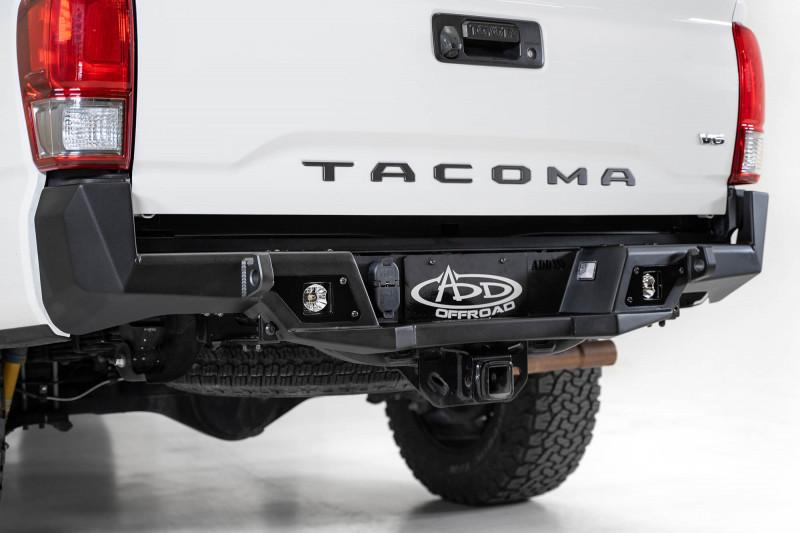 ADD Offroad Stealth Fighter Rear Bumper (16+ Tacoma)