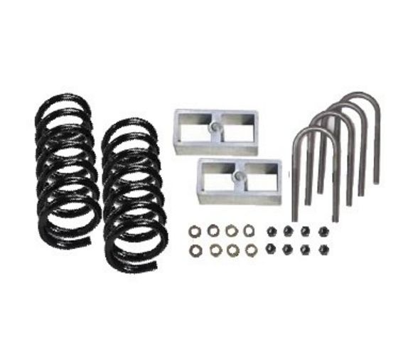 Lowering Kit For 04 09 Chevy Colorado Gmc Canyon Single Cab
