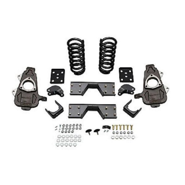 2009 Toyota Tacoma Double Cab Suspension: Mcgaughy Lowering Kit For 07 09 Toyota Tundra 2wd Double