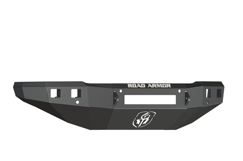 Road Armor Stealth Front Non-Winch Bumper - Texture Black (15-19 Chevy 2500/3500)