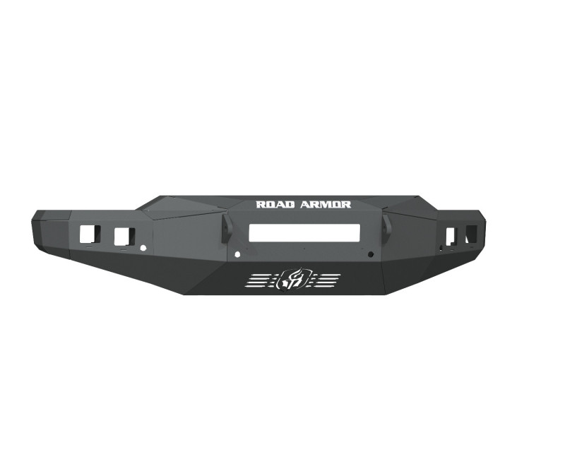 Road Armor Stealth Front Non-Winch Bumper - Texture Black (20 Chevy 2500HD/3500HD)