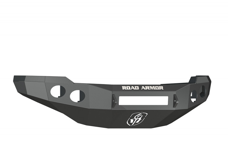 Road Armor Stealth Front Non-Winch Bumper - Texture Black (11-14 Chevy 2500/3500)