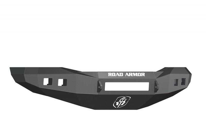 Road Armor Stealth Front Non-Winch Bumper - Texture Black (06-09 Ram 2500/3500)