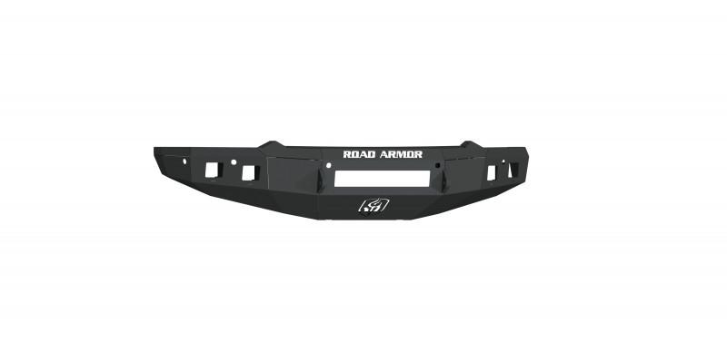 Road Armor Stealth Front Non-Winch Bumper - Texture Black (19-20 Ram 1500)