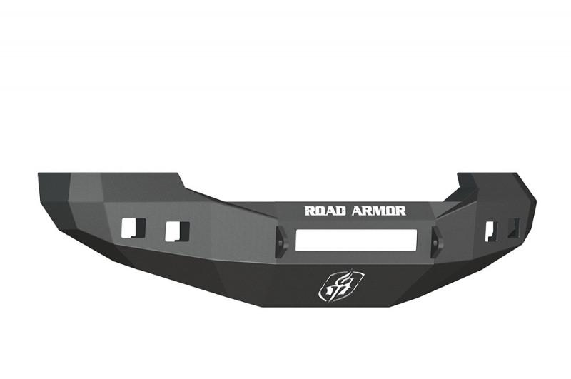 Road Armor Stealth Front Non-Winch Bumper - Texture Black (05-07 Ford F-250/F-350/Excursion)