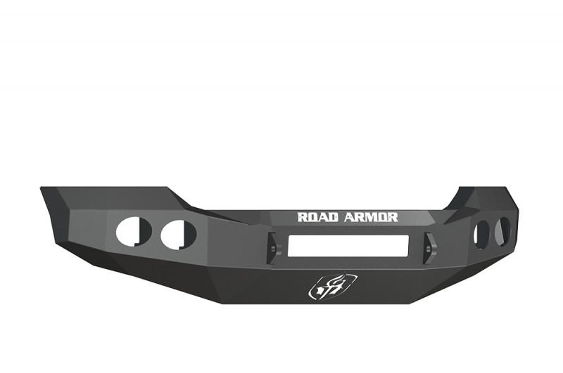 Road Armor Stealth Front Non-Winch Bumper - Texture Black (11-16 Ford F-250/F-350)