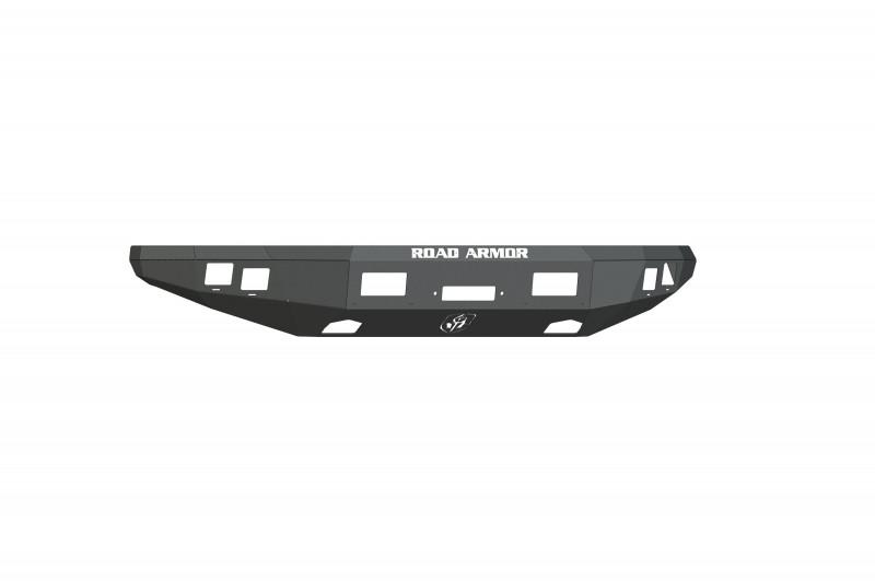 Road Armor Stealth Front Winch Bumper - Texture Black   Superwinch 12.5SR Talon (10-14 Ford F-150 Raptor)