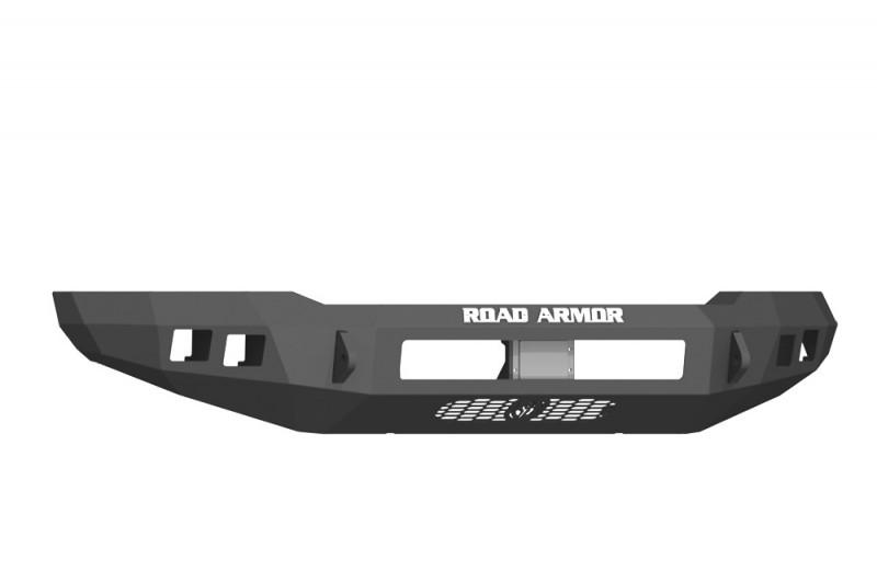 Road Armor Stealth Front Non-Winch Bumper - Texture Black (17-20 Ford F-150 Raptor)
