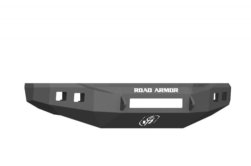 Road Armor Stealth Front Non-Winch Bumper - Texture Black (17-20 Ford F-250/F-350)