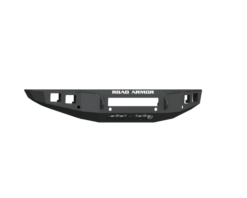 Road Armor Stealth Front Non-Winch Bumper - Texture Black (19-20 Ford Ranger)