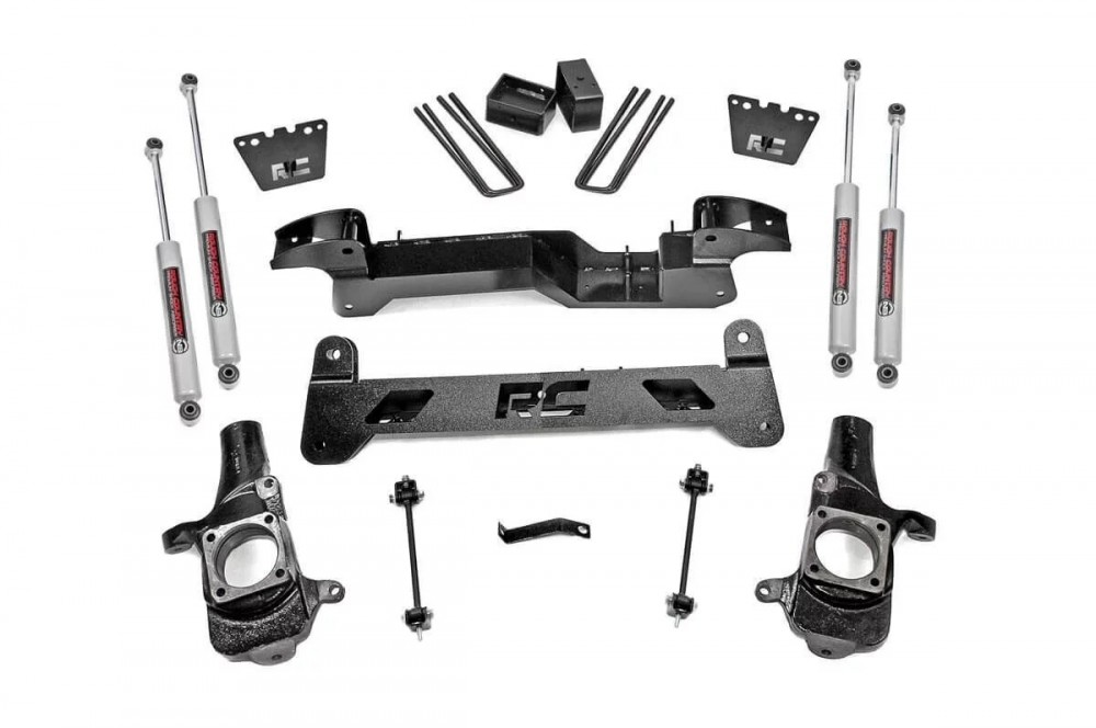 "Rough Country 6"" Suspension Lift Kit 2WD"