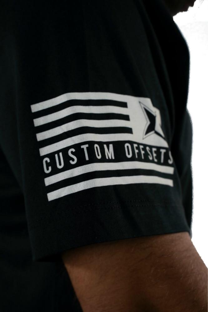 Custom Offsets Full Build T-Shirt