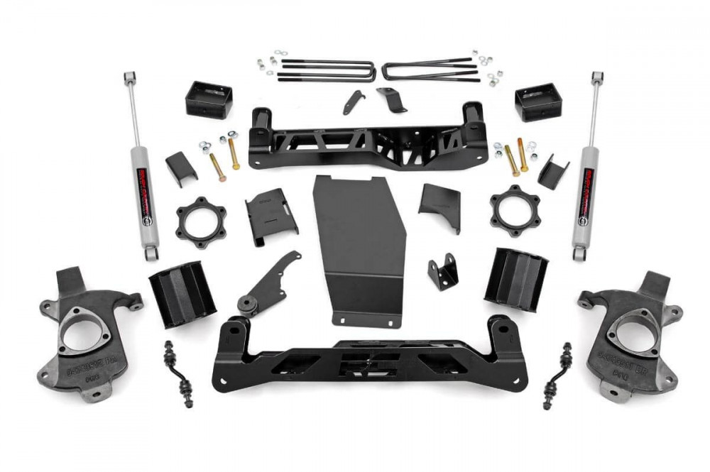 "Rough Country 5"" Suspension Lift Kit 