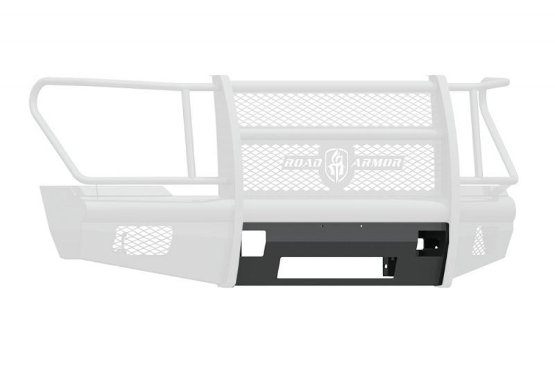 Road Armor Vaquero Front Non-Winch Bumper - Texture Black (2011-2016 Ford F-250/F-350)
