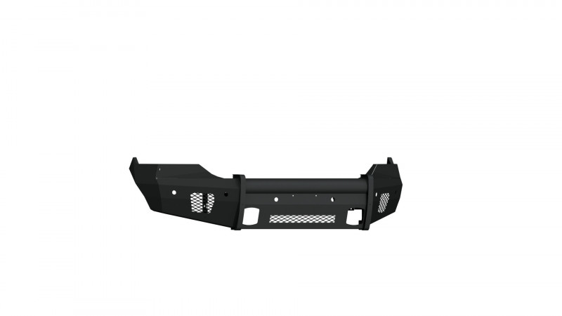 Road Armor Vaquero Front Non-Winch Bumper - Texture Black (2013-2018 Ram 1500)