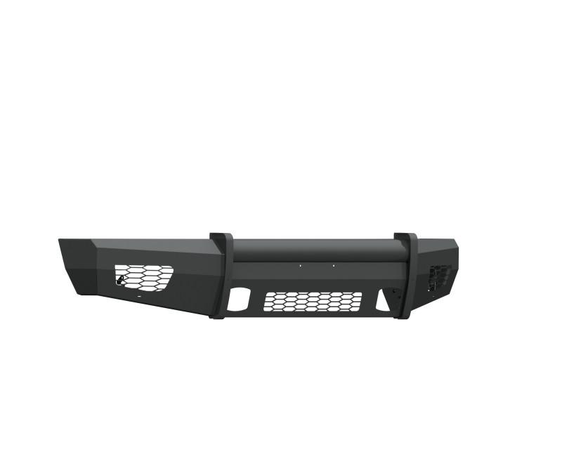 Road Armor Vaquero Front Non-Winch Bumper - Texture Black (2015-2017 Ford F-150)