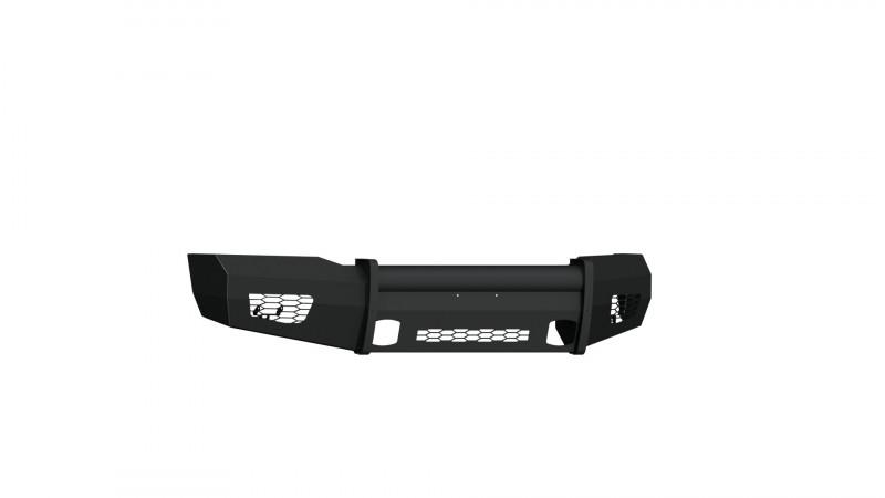 Road Armor Vaquero Front Non-Winch Bumper - Texture Black (2018-2020 Ford F-150)
