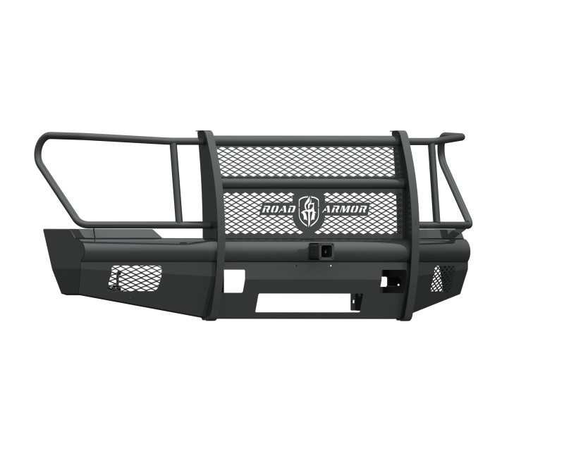 Road Armor Vaquero Front Non-Winch Bumper w/ Full Guard & 2