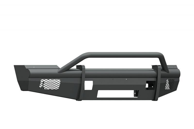 Road Armor Vaquero Front Non-Winch Bumper w/ Pre-Runner Guard - Texture Black (2011-2016 Ford F-250/F-350)
