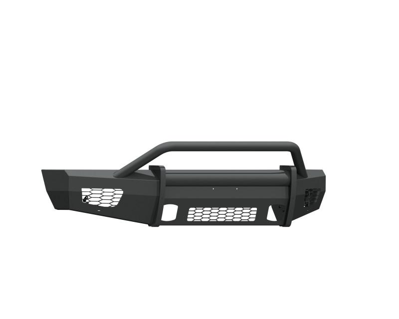 Road Armor Vaquero Front Non-Winch Bumper w/ Pre-Runner Guard - Texture Black (2015-2017 Ford F-150)