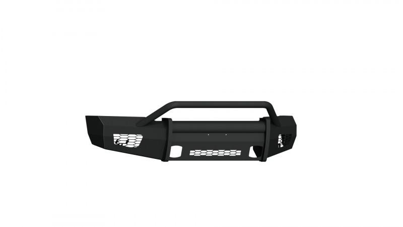 Road Armor Vaquero Front Non-Winch Bumper w/ Pre-Runner Guard - Texture Black (2018-2020 Ford F-150)