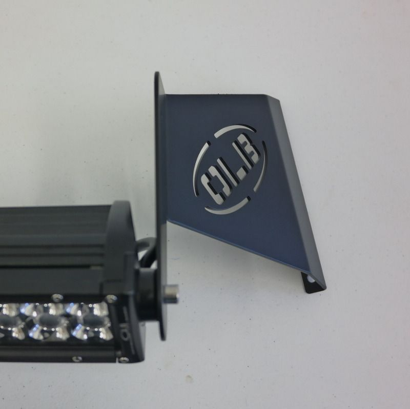 50 Inch Olb Dual Stacked Led Light Bar Roof Mounts And Hardware